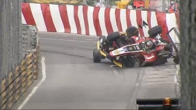 F3 Maco: incidente di Ye Hong Li