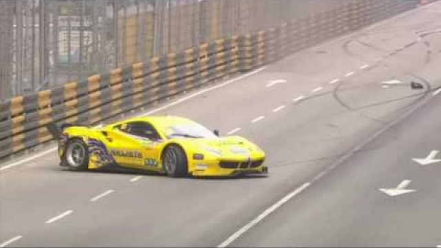 FIA GT World Cup - Qualifying highlights