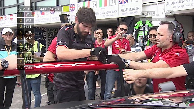 Macau GP: FIA GT World Cup Qualification Race