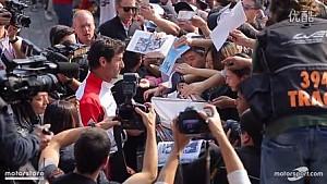 马克韦伯回忆自己赛车生涯