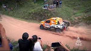 Seguridad Dakar 2017