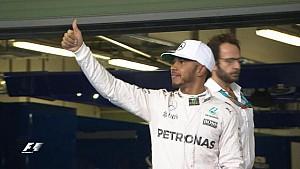 Grand Prix Abu Dhabi - Résumé des qualifications