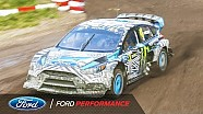 Ford Focus RS RX: Final Fight in Argentina | FIA World Rallycross | Ford Performance