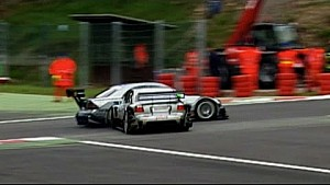 DTM Spa 2005 - Highlights