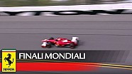 Ferrari Finali Mondiali – Вперше боліди Ф1 на 31-градусному бенкінгу