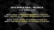Супер Трофей Lamborghini Європа AM+LC 2016, Валенсія - Перша гонка
