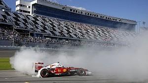 Les Ferrari Finali Mondiali à Daytona