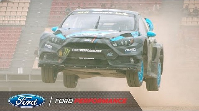 Ford Focus RS RX Dominates First World Rallycross Season | FIA World Rallycross | Ford Performance