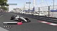 Türkiye F1 2016 Turnuvası Monaco'da heyecanlı mücadele