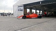 F4/SEA Sepang II Roll Out