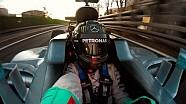 Onboard & High Speed Selfie! - Nico Rosberg's last drive in W07!