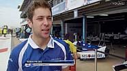 Formula E 车手的圣诞节