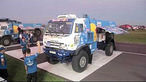 Dakar 2017 - KAMAZ-Master Team - Stage 1