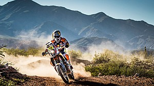 Dakar 2017: Stage 05 - Car/Bike