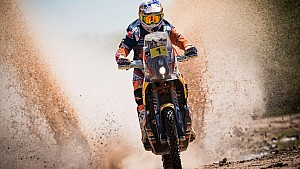 Dakar 2017: The best action of first week