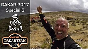 Mini docu: Tom Coronel in eerste week Dakar Rally 2017