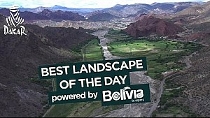 Rest day - Landscape of the day; powered by Bolivia