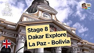 Dakar 2017: Stage 8 - Dakar Explore