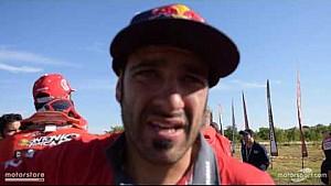 Dakar 2017, intervista ad Ivan Cervantes