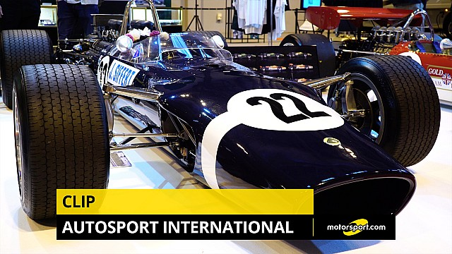 Notre clip de l'Autosport International Show 2017