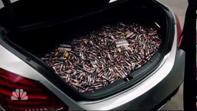 mercedes mit batterie-antrieb - automotive videos