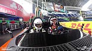 Travis Pastrana hot lap of ROC Miami
