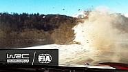 Rallye Monte-Carlo 2017: Kris Meeke'in kazası SS4