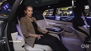 Une nouvelle variété de véhicules autonomes? - CNN Supercharged