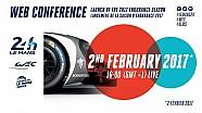 Pengumuman daftar peserta Le Mans dan WEC 2017