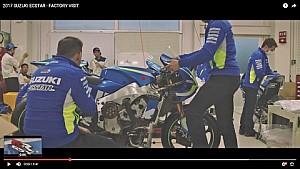 Visita la fábrica de Suzuki