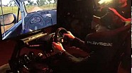 Petter Solberg bermain DiRT 4 dengan Playseat® Sensation PRO