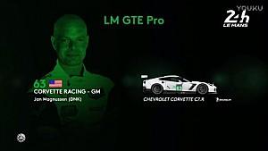 2017赛季WEC(勒芒24小时)GTE-Pro组别官方参赛名单