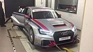 So klingt der neue Audi RS3 LMS