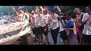 Le podium du Dakar 2017 - Peugeot Sport