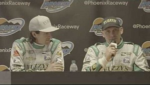 Ed Carpenter Racing Recaps Phoenix Open Test First Session