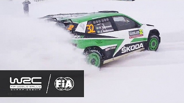 WRC 2 - Rally Sweden 2017: WRC 2 Event Highlights