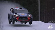Rally Sweden Best of: Slomo - Hyundai Motorsport 2017