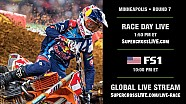 Supercross 7. Yarış: Minneapolis