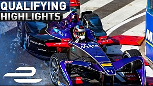 Qualifying Highlights Buenos Aires 2017 - Formula E