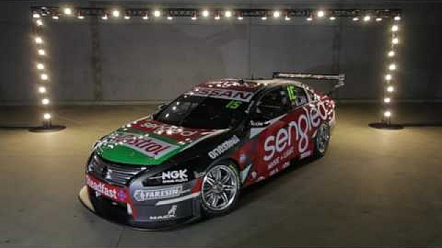 Sengled Racing Livery Reveal 2017 - Nissan Motorsport