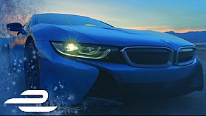 360-Grad-Video: Antonio Felix da Costa im BMW i8