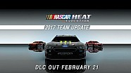 2017 actualización disponible para NASCAR Heat Evolution