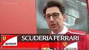 Ferrari SF70H - Mattia Binotto