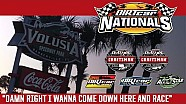 2017 DIRTcar Nationals: Damn Right I Wanna Come Down Here and Race