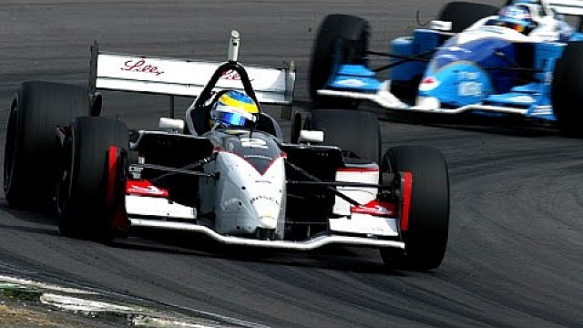 2003 London Champ Car Trophy at Brands Hatch