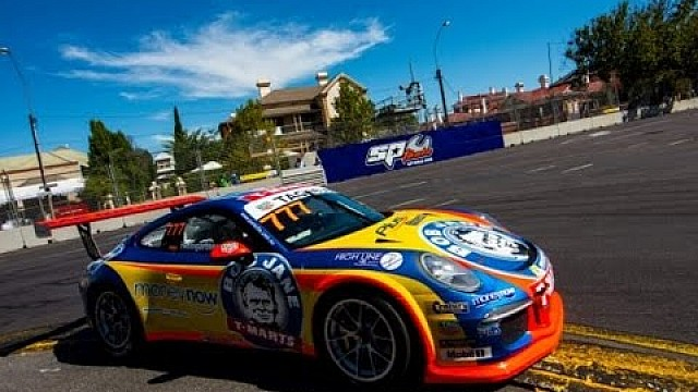 Carrera Cup : Adelaide 2017 - Race 1 interviews