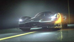 Onthuld: De AM-RB 001 hypercar wordt de Aston Martin Valkyrie