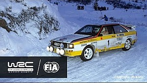 Rallye-Legende Walter Röhrl