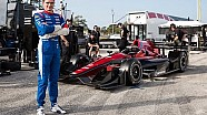 Обращение Михаила Алешина к болельщикам перед стартом сезона IndyCar 2017