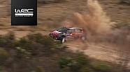 2017WRC -墨西哥拉力赛-第二天精彩集锦
